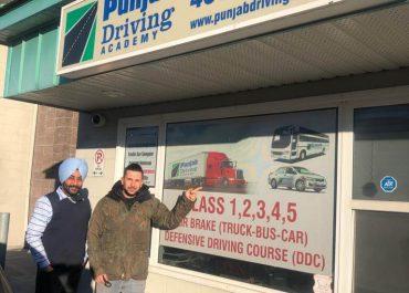 Punjab Driving Academy Calgary