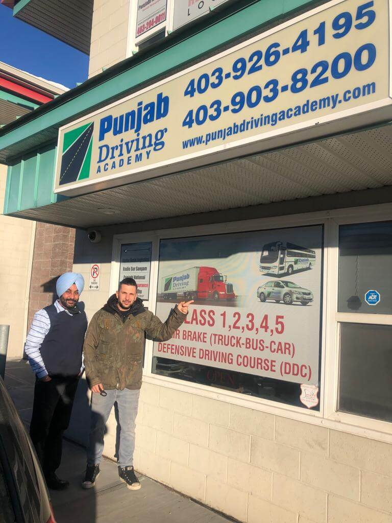 Best driving school in Calgary